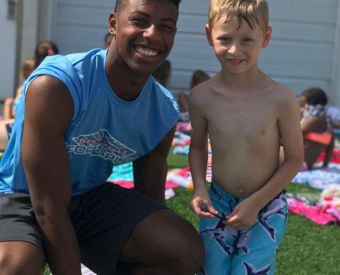 summer camp water activities