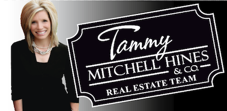 tammy mitchell hines real estate logo