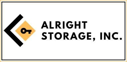 alright storage web link